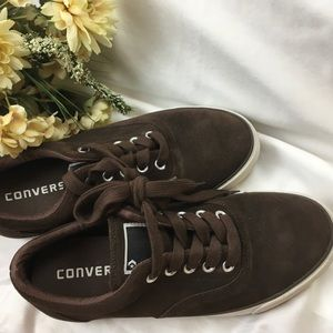 Converse Shoes - Converse Leather Sneakers Unisex